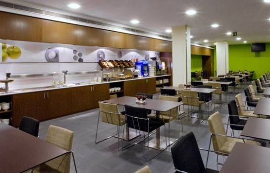 Restaurant Holiday Inn Express BARCELONA - CITY 22@