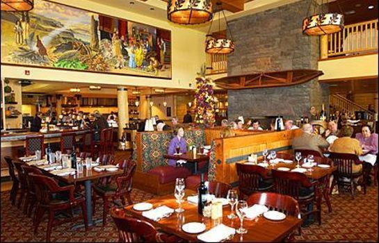 Restaurante Heathman Lodge