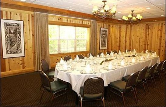 Sala de reuniones Heathman Lodge