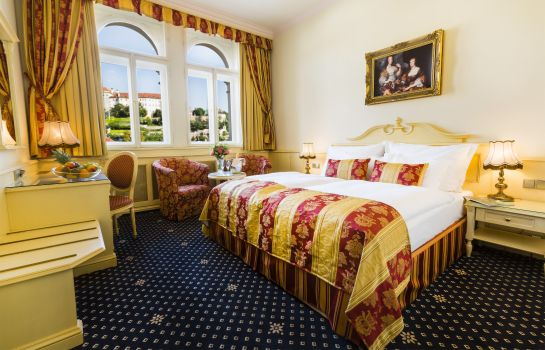 Tweepersoonskamer (comfort) Luxury Family Hotel Royal Palace