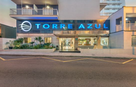 Buitenaanzicht Torre Azul & Spa Adults only