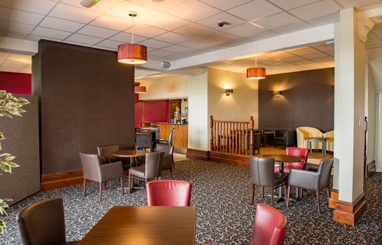 Bar del hotel Best Western Lothersdale Hotel