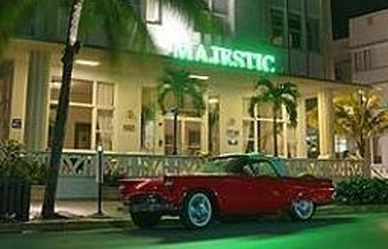 Exterior View Majestic South Beach