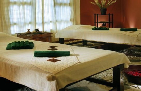 Massage room Grand Tropic Suite Jakarta