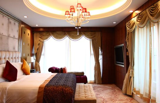 Suite Crowne Plaza BEIJING SUN PALACE