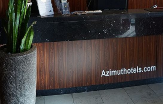Reception Azimut