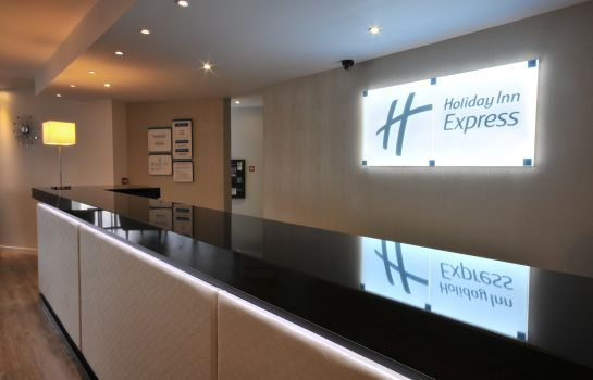 Vestíbulo del hotel Holiday Inn Express LEIGH - SPORTS VILLAGE