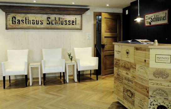 Empfang Boutique Hotel Schluessel