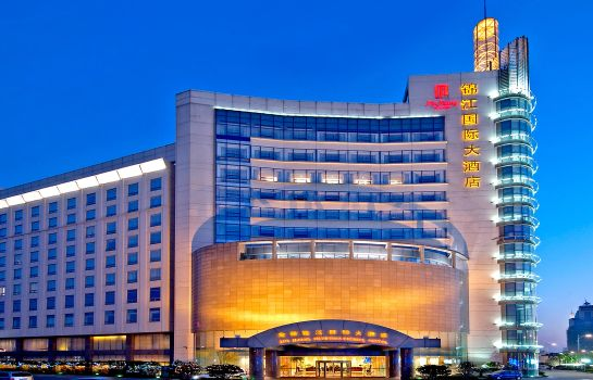 Außenansicht Jin Jiang International Hotel Changzhou