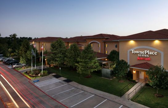 Vista exterior TownePlace Suites Houston North/Shenandoah