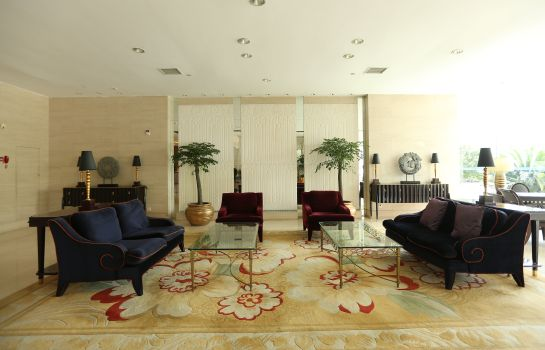 Hotelhalle Jin Jiang International Hotel Changzhou