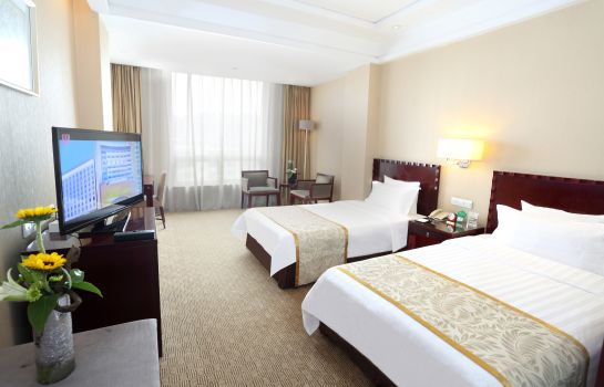 Doppelzimmer Komfort Jin Jiang International Hotel Changzhou