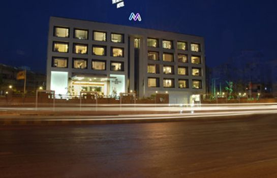 Exterior view METROPOLE HOTEL