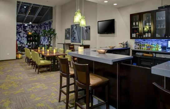 Bar del hotel Hilton Garden Inn New York-Manhattan-Chelsea