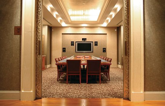 Conference room San Want Residences Taipei