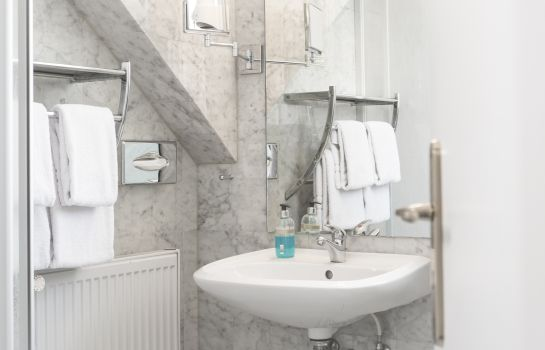 Bagno in camera Carlton Mayfair