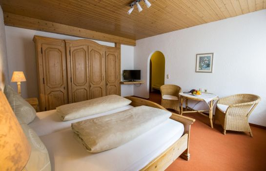 Double room (standard) Waldblick Hotel-Pension