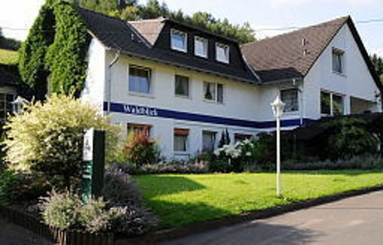 Exterior view Waldblick Hotel-Pension