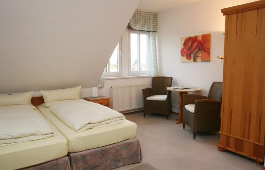 Double room (standard) Bad Suderode Kurhotel