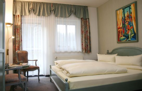 Double room (superior) Bad Suderode Kurhotel