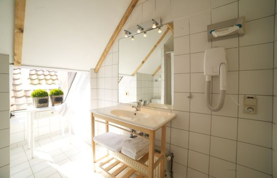 Bagno in camera Floris Bruges