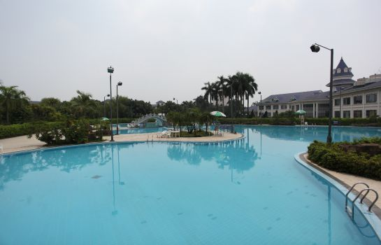 Information Shunde Country Garden Holiday Resorts