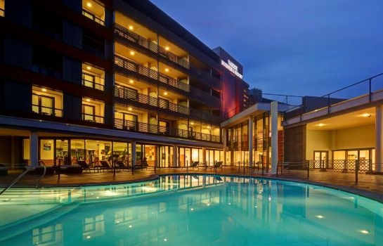 Exterior view UNAHOTELS Varese