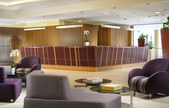 Reception UNAHOTELS Varese