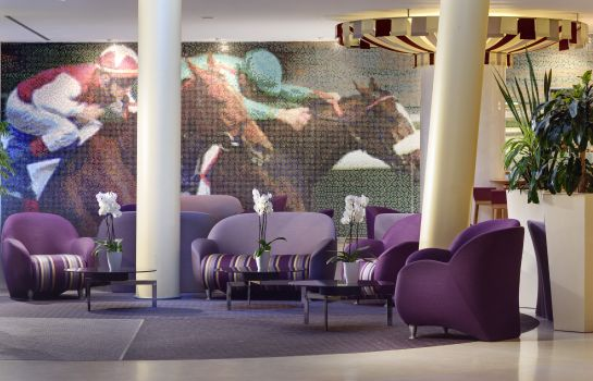 Hotelhalle UNAHOTELS Varese