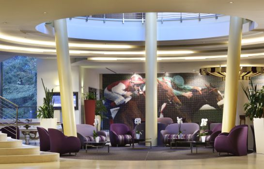 Lobby UNAHOTELS Varese