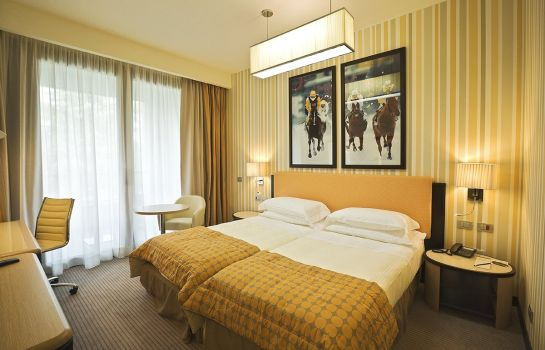 Zimmer UNAHOTELS Varese