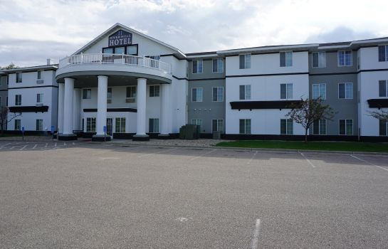 Exterior view GRANDSTAY RESIDENTIAL SUITES MANKATO