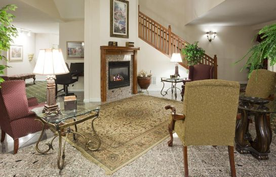 Lobby GRANDSTAY RESIDENTIAL SUITES MANKATO