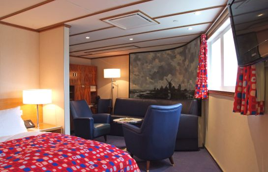 Suite ss Rotterdam Hotel