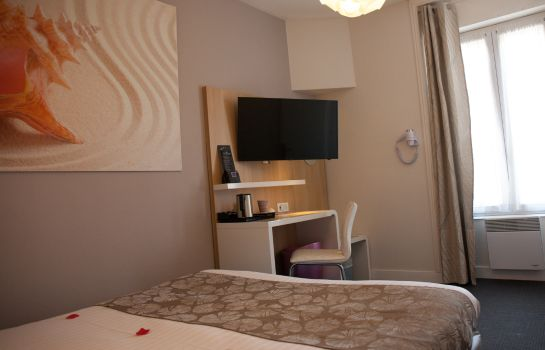 Single room (standard) Citotel Arc en Ciel