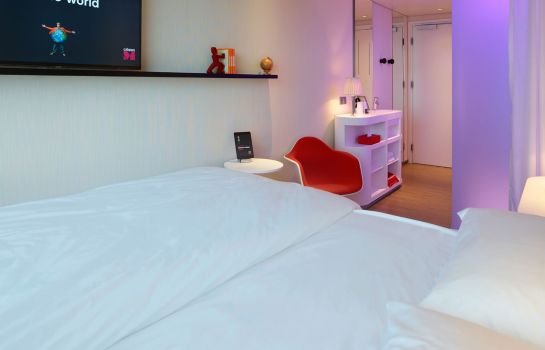 Room citizenM Schiphol Airport