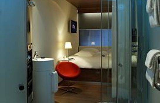 Kamers citizenM Schiphol Airport