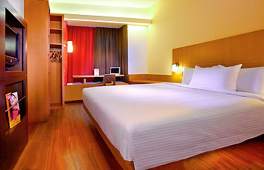 Chambre double (standard) ibis Singapore on Bencoolen
