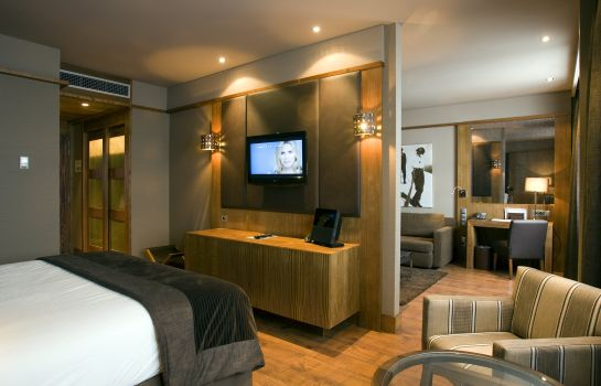 Junior Suite Hotel Val De Neu G.L.