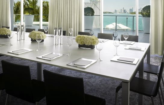 Besprechungszimmer Mondrian South Beach