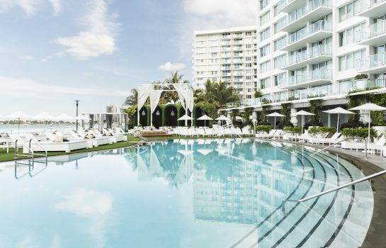 Umgebung Mondrian South Beach