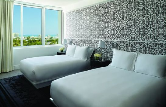 Zimmer Mondrian South Beach