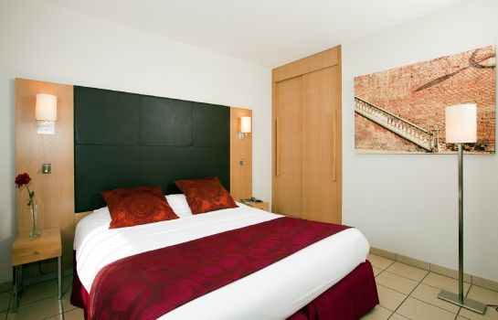 Doppelzimmer Standard Residhome Occitania Apparthotel