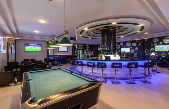 Hotel bar Holiday Inn DUBAI - AL BARSHA