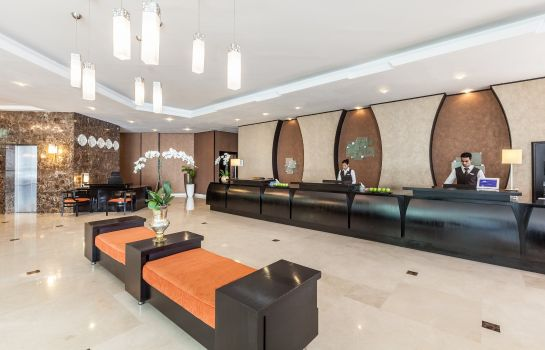 Lobby Holiday Inn DUBAI - AL BARSHA