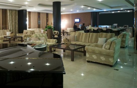 Reading room Holiday Inn DUBAI - AL BARSHA