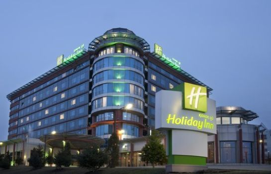 Exterior view Holiday Inn ALMATY