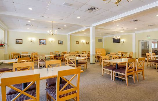 Restaurante Clarion Inn Harpers Ferry-Charles Town