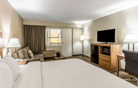 Suite Clarion Inn Harpers Ferry-Charles Town