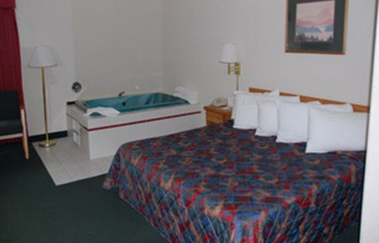 Chambre DAYS INN BUTTE